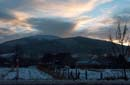 Widoki na drodze Kowary - Karpacz